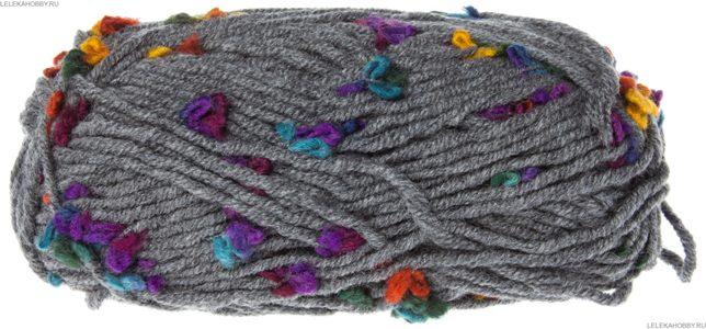 пряжа шерсть с шелком для вязания