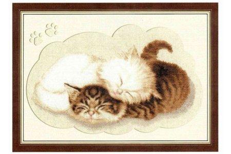 Вышивки котов золотое руно