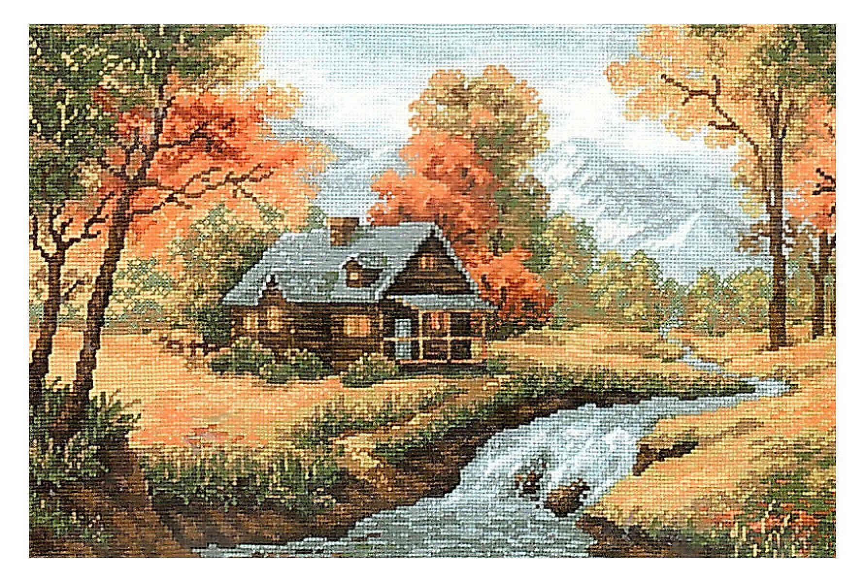 Схемы пейзажей от риолис