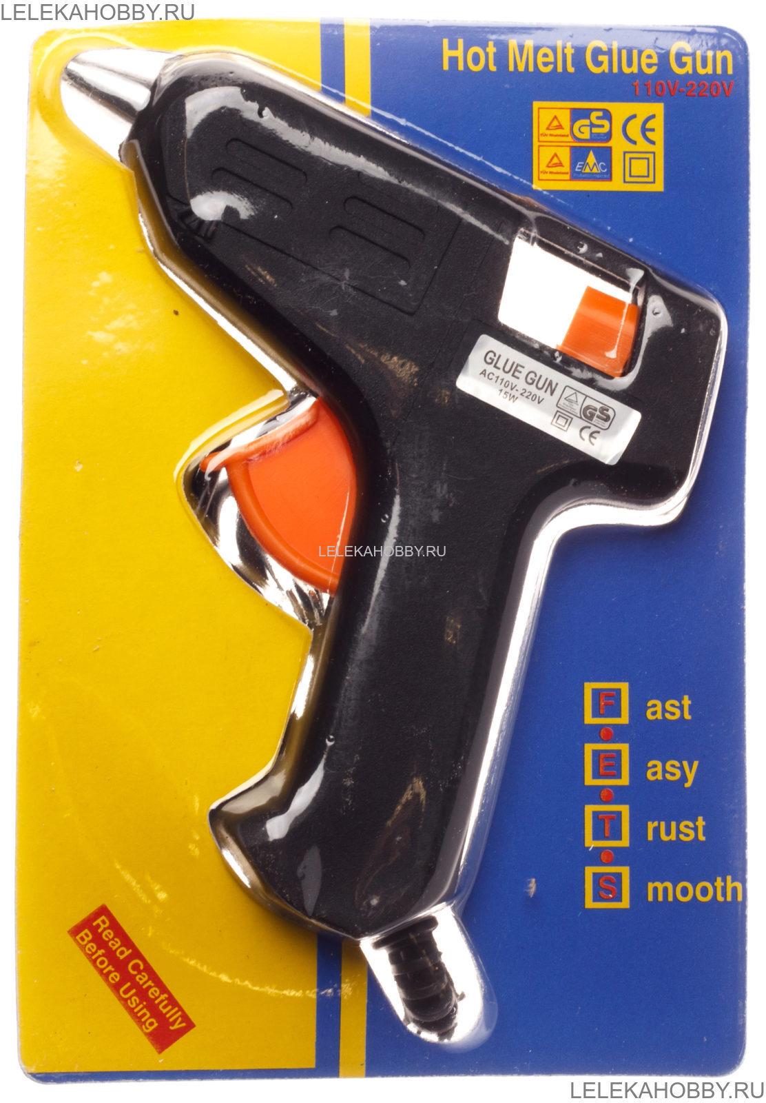 Термоклеевой пистолет инструкция работа на ткани