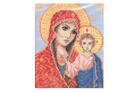 Вышивка богородица крестом