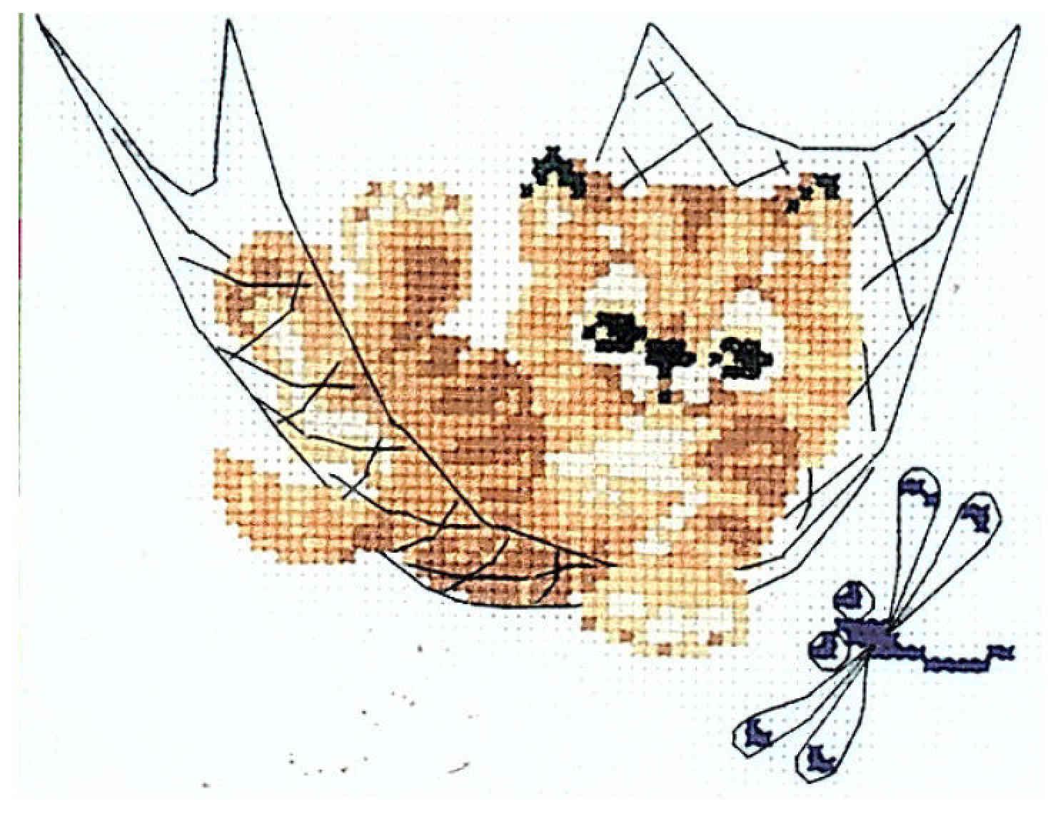 7 петель вышивка риолис каталог