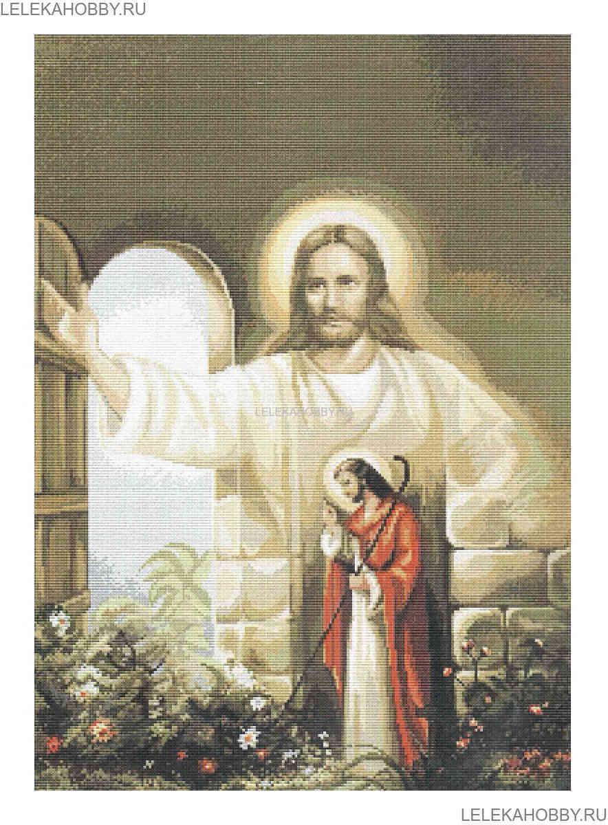 Luca-S Иисус стучит