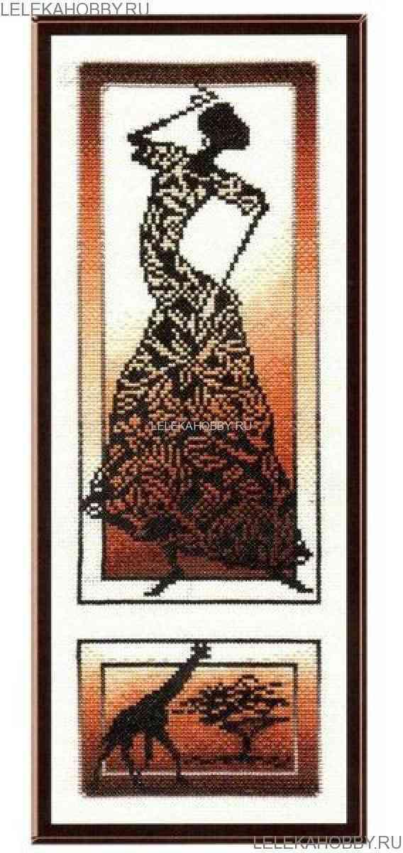 Вышивка крестом африканские истории золотое руно 83