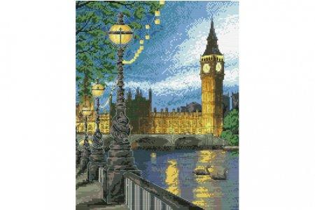 Схема вечерний лондон