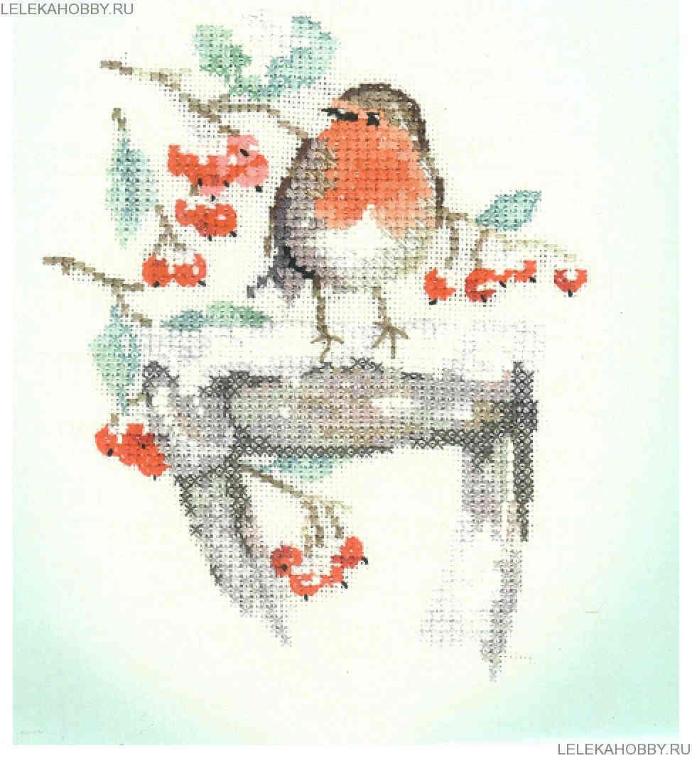 Бабочки, птички и насекомые