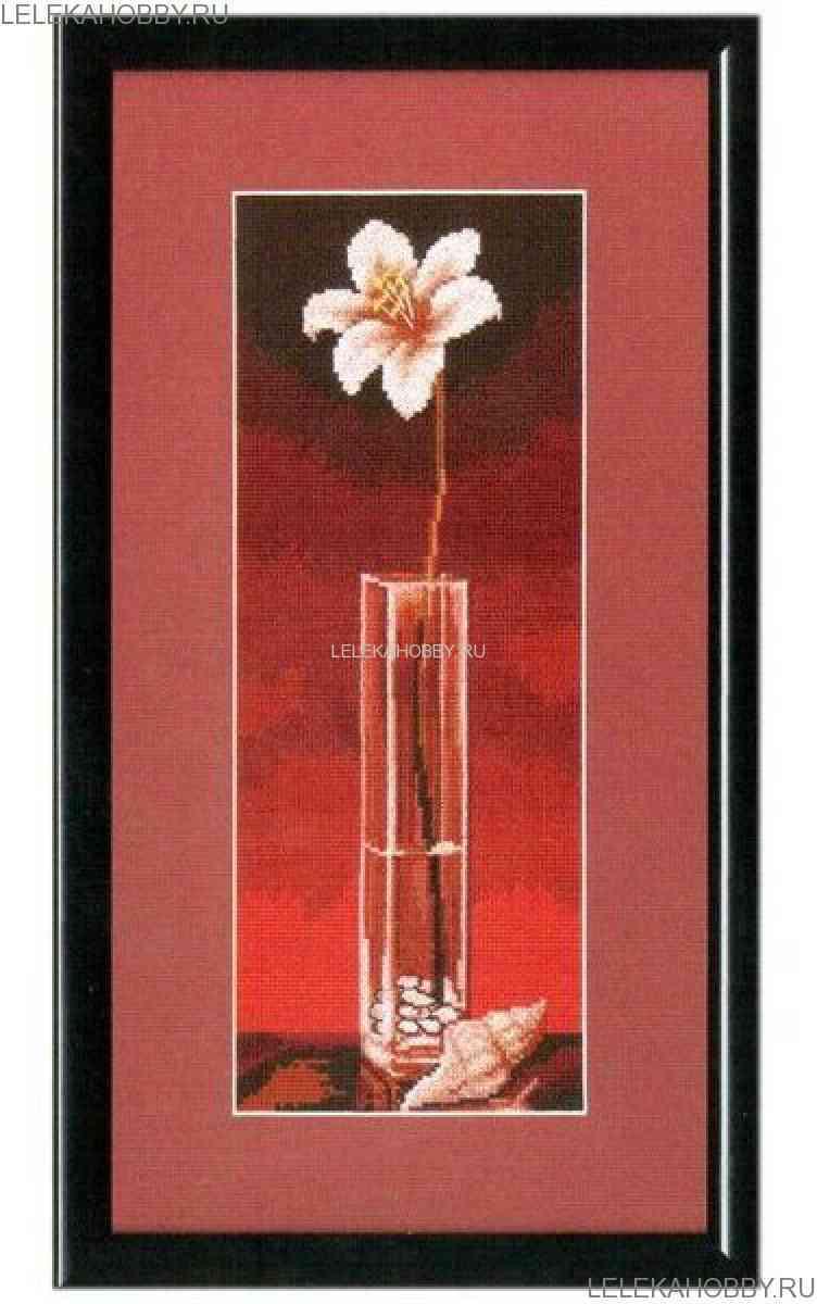 Золотое руно вышивка крестом цветы 199