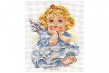 Алиса ангел вышивка