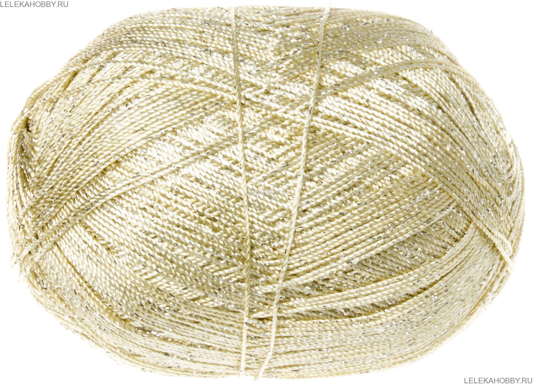 пряжа металлик для вязания