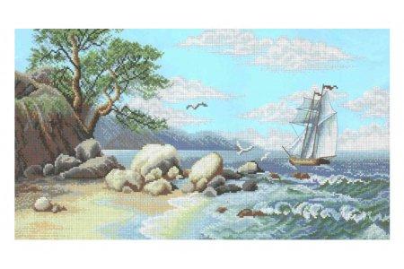 Наборы для вышивки с морской тематикой