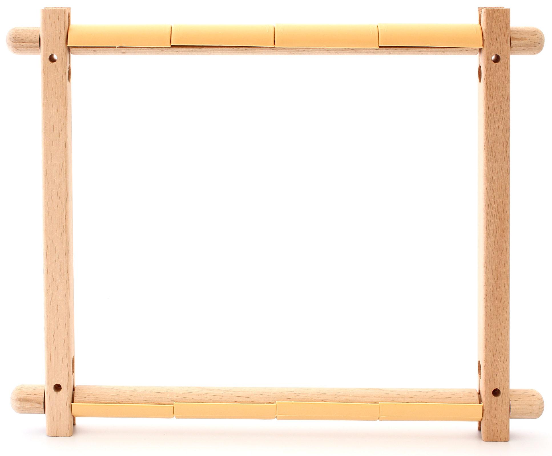 Рамка для вышивки деревянная