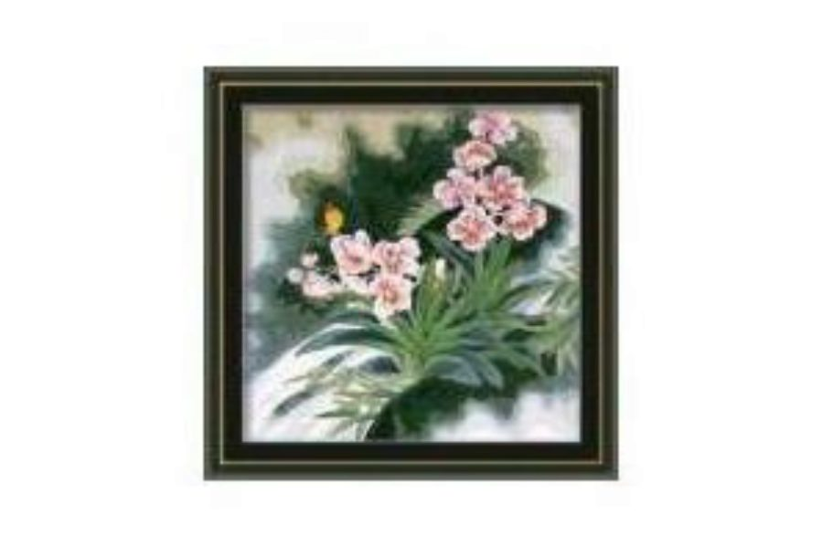 Раскраска по номерам Menglei Дивные цветы МP006, 60*60см ...