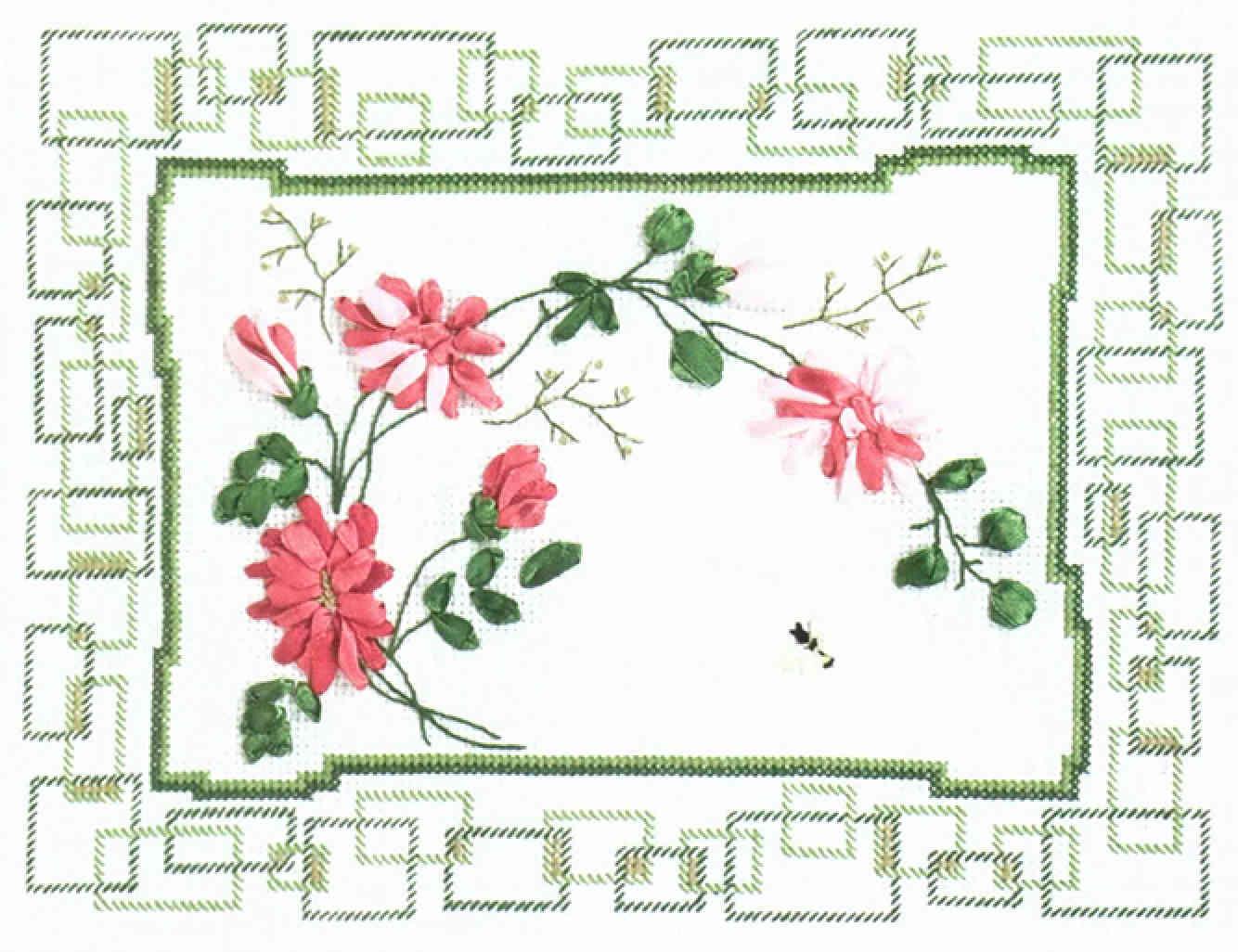 Набор для вышивания крестом 19