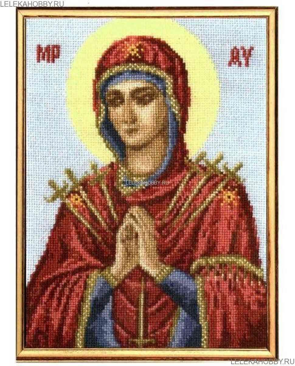 Иконы вышивка крестом золотое руно