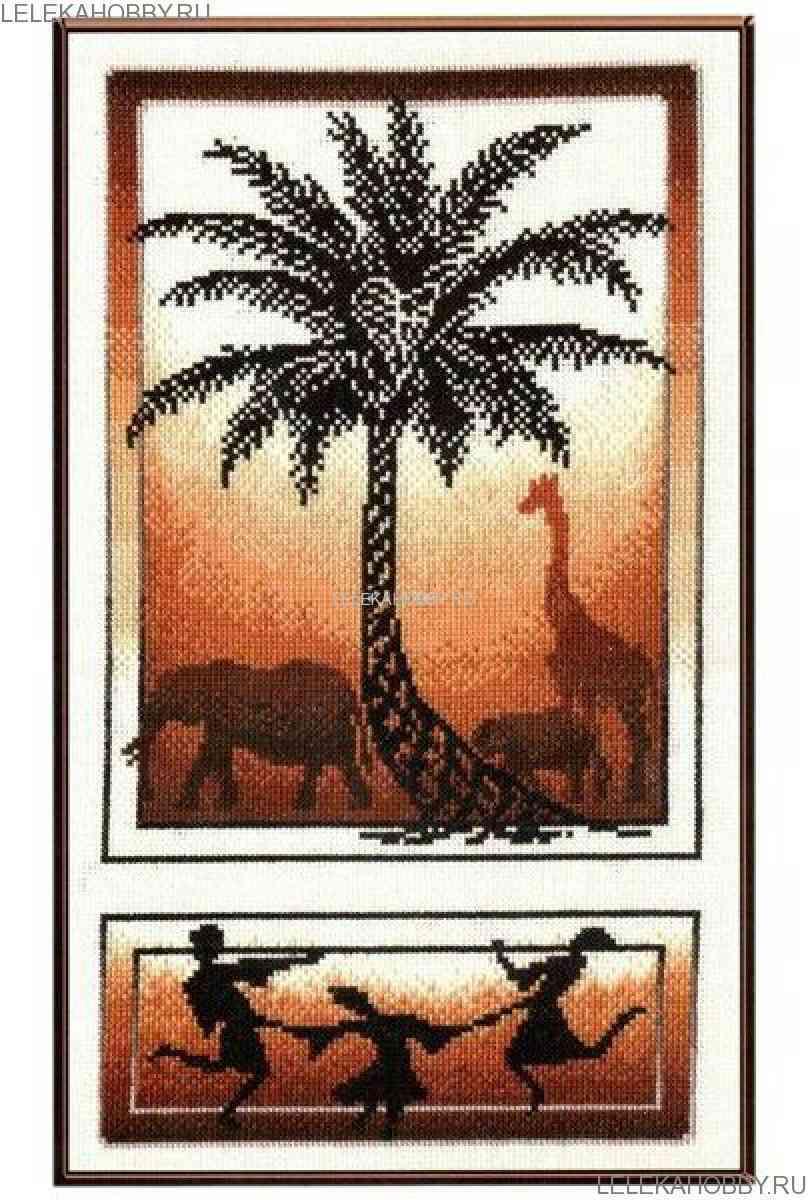 Вышивка крестом африканские истории золотое руно 82
