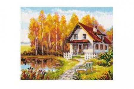 Вышивка в гостях у осени