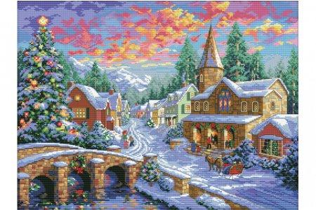 Рождество вышивка 17
