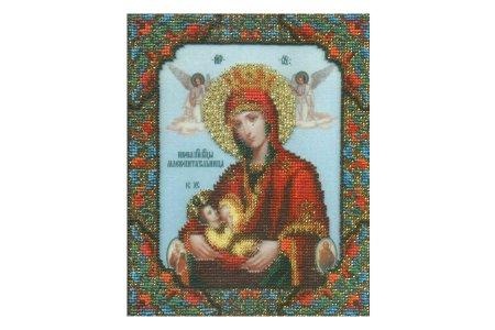 икона божьей матери млекопитательница схема