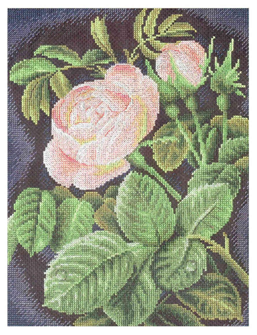 Мир вышивки набор для вышивания бисером 109