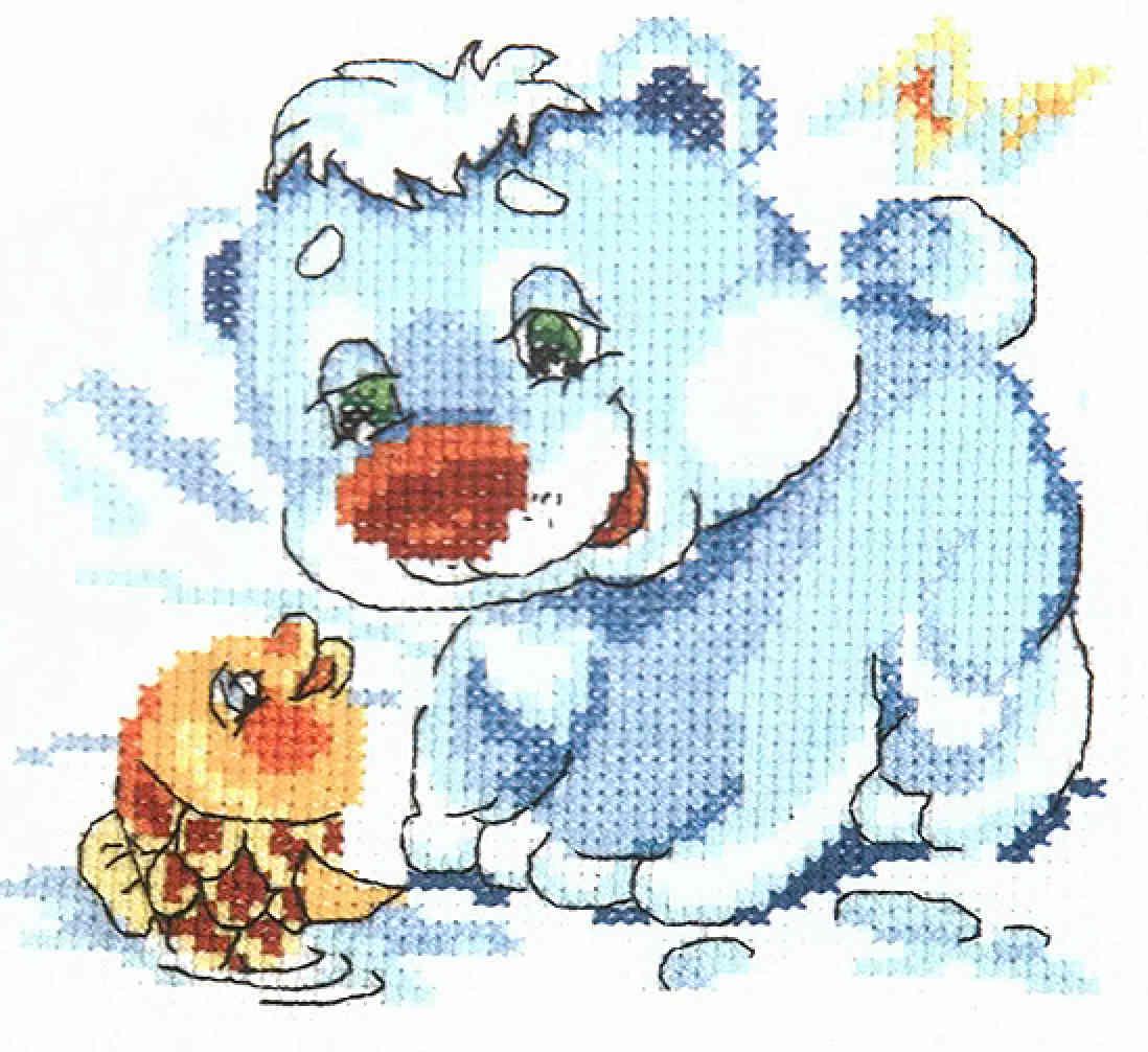 Белый медвежонок. Алиса 15