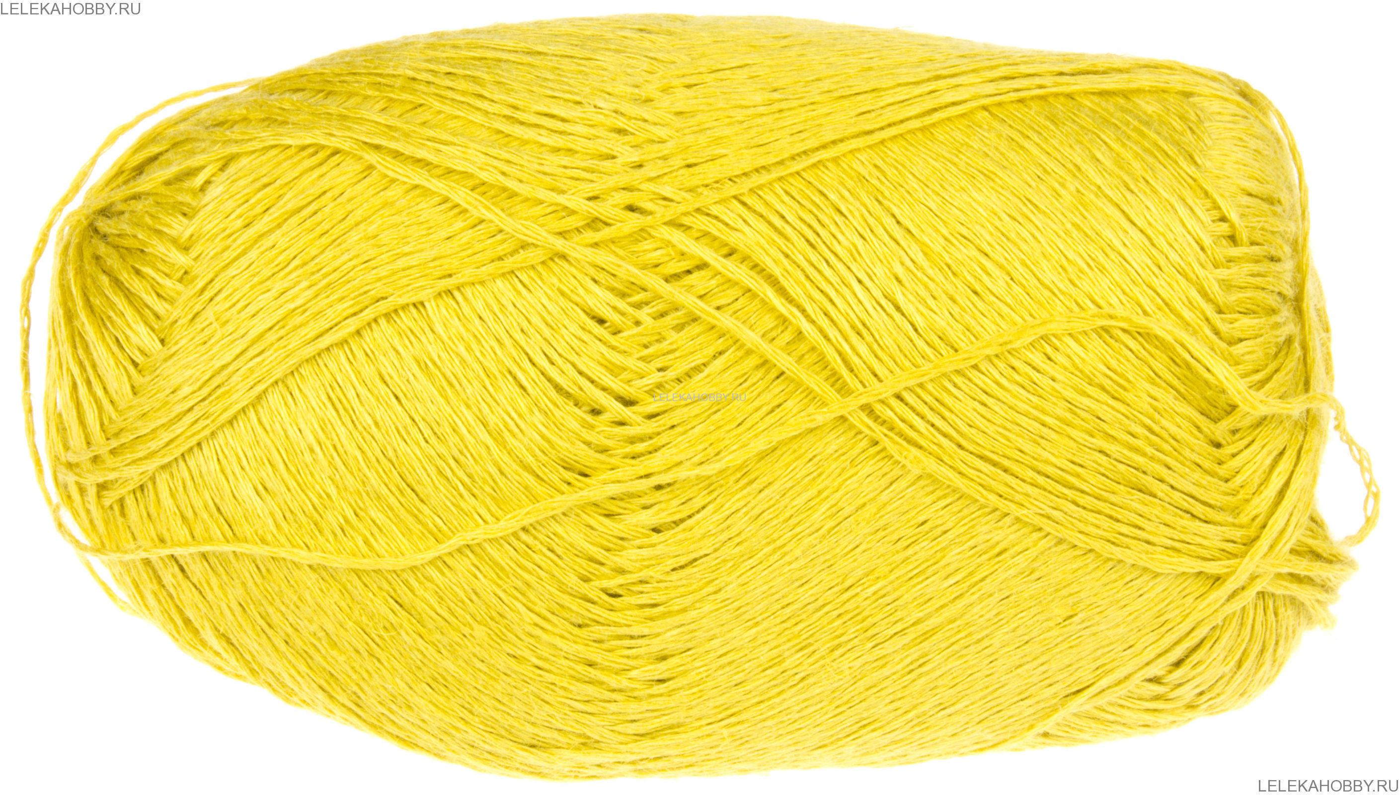 Пряжа из льна для вязания 35
