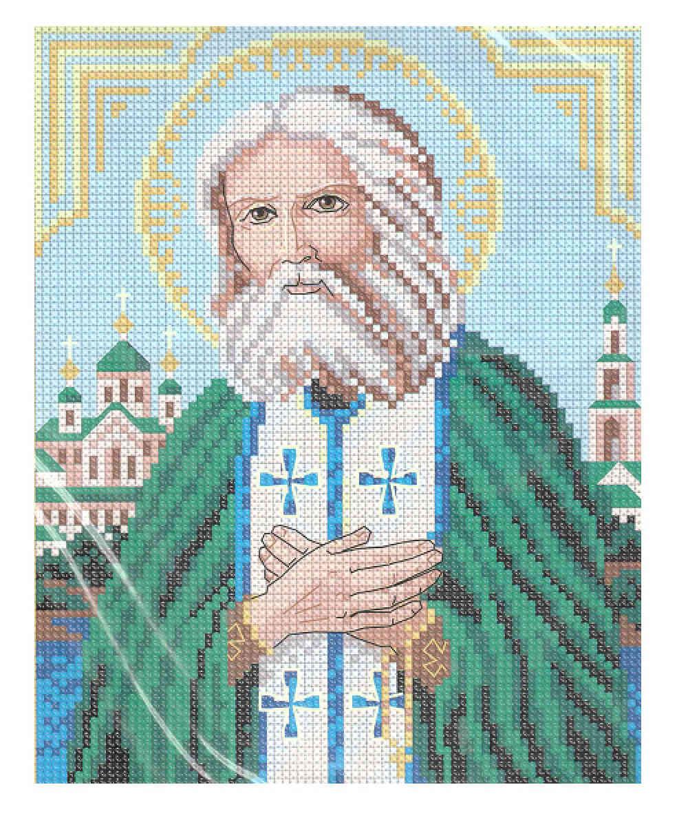Вышивка православные иконы и образы искусница наборы крестом.