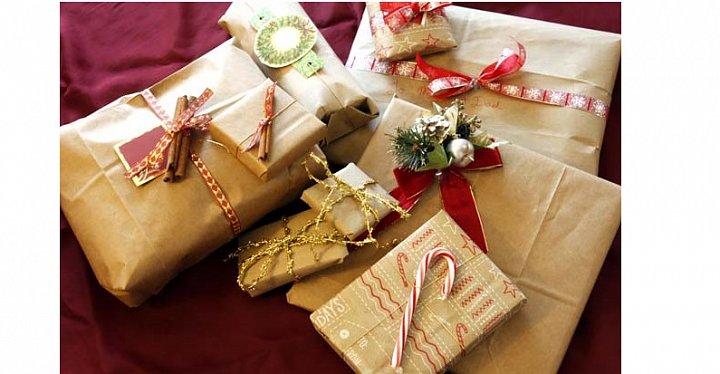 Подарки за две минуты